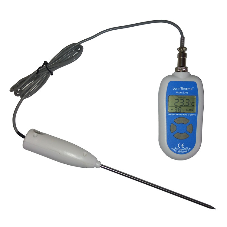 Waterproof Digital HACCP Thermometer