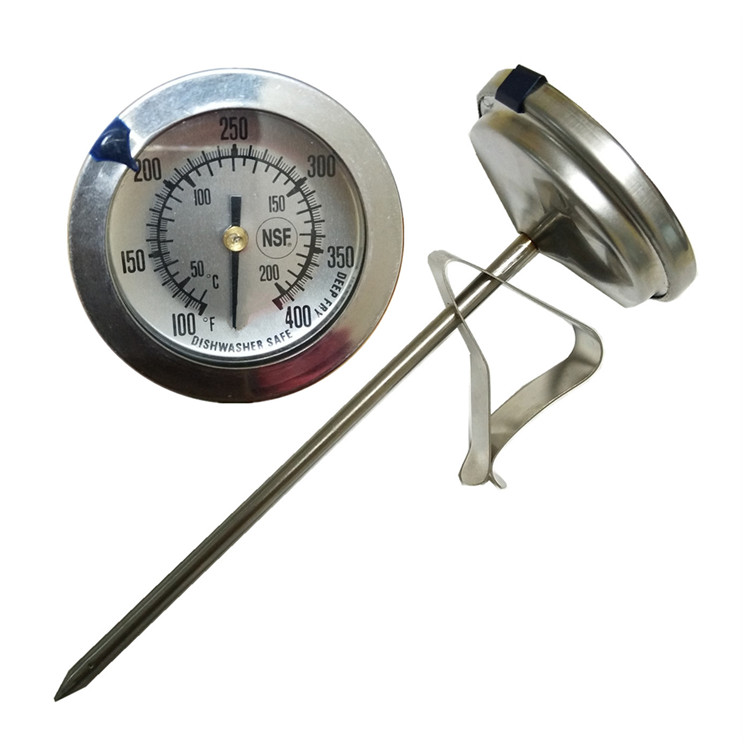 Dishwasher Safe Candy Jelly Deep Fry Thermometer