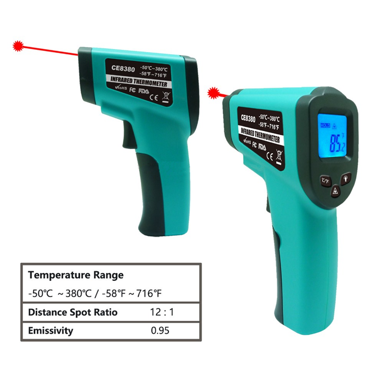 Non-contact IR Thermometer CE8380