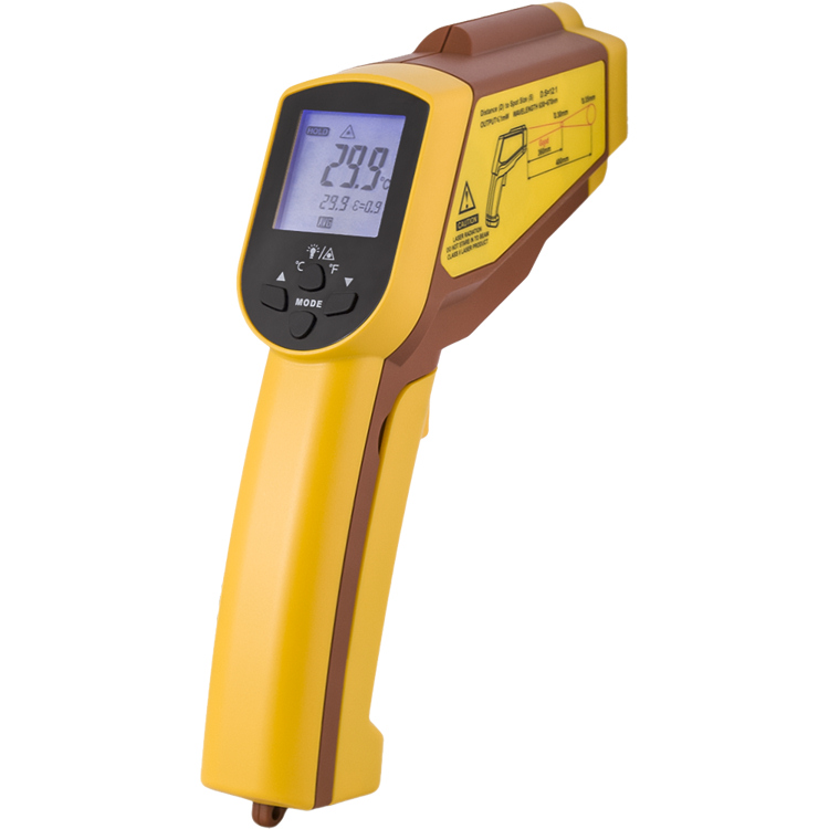 Dual Laser IR Thermometer CN8550AT