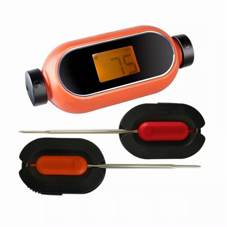 Candy Shape Dual Probes Bluetooth Meat Thermometer