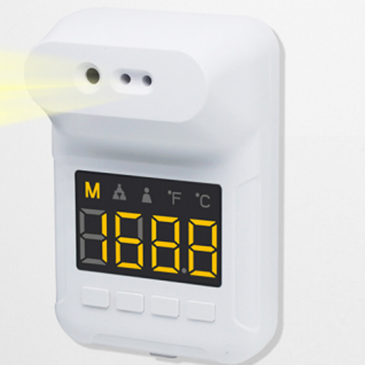 Wall Mounted Body Infrared Thermometer