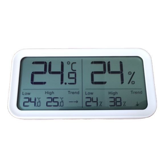 Digital Household Thermometer Hygrometer